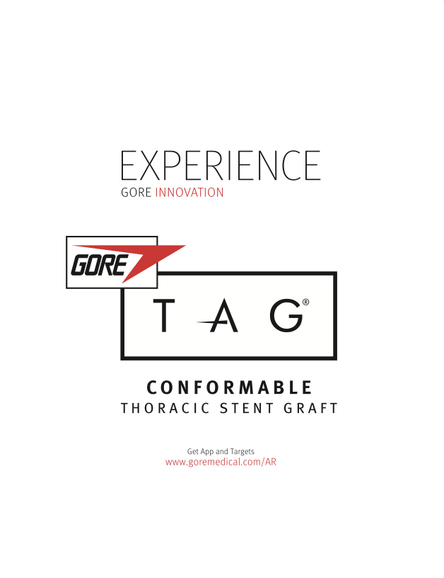 GORE TAG Conformable Stent Graft Target